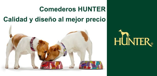 Comederos Hunter