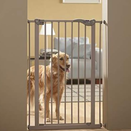 Puerta De Seguridad Interior Dog Barrier