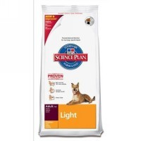 Pienso hill's canine adult light