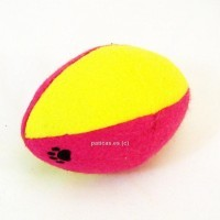 Pelota rugby con tacto tenis