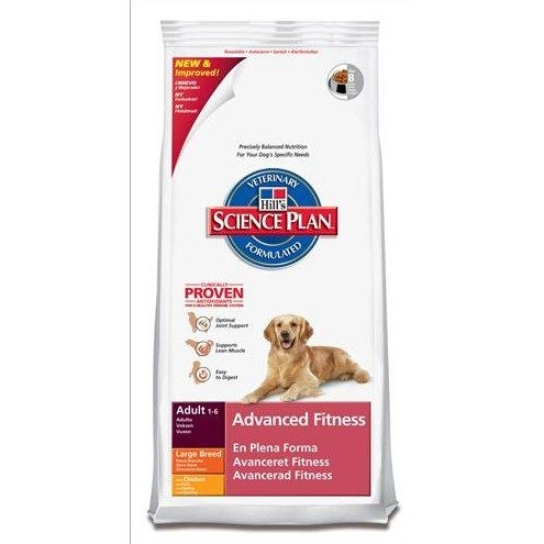 Pienso hill's canine adult advanced fitness razas grandes