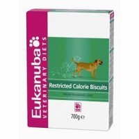 Galletas eukanuba veterinary diets restricted calorie para perros
