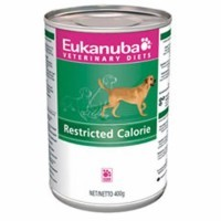 Comida humeda eukanuba veterinary diets restricted calorie para perros