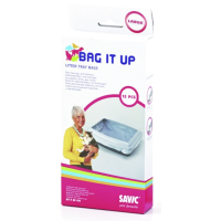 "Bolsas higiénicas ""Bag It Up"" de Savic"