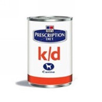 Comida humeda hill's prescription diet canine k/d 370 gr