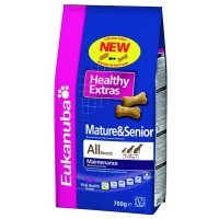 Galletas eukanuba healthy extras mature & senior para perros