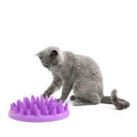 Comedero interactivo Catch para gatos
