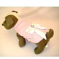 Chaleco Pink T-32 para perros