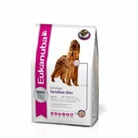Pienso eukanuba daily care sensitive skin para perros