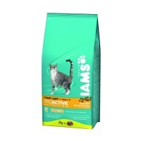 Iams adult light para gatos