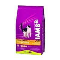 Iams mature & senior para gatos