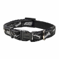 Collar Rogz para perros Black Bone