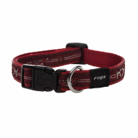 Collar para perros Red Heart Rogz