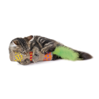 Juguete rascador para gatos Kick and Scratch