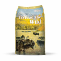 Pienso Taste of the Wild High Prairie con carne de bisonte y venado asados