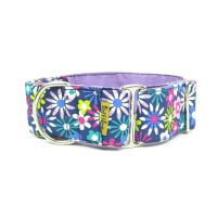 Collar para perros Martingale Flowers