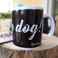 "TAZA ""Love my dog"""