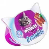Whiskas dentabits para gato